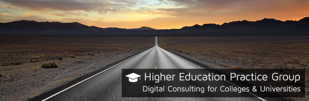 Digital Clarity Group Higher Ed Practice Group