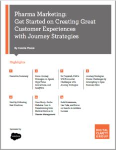 Pharma Marketing: Get Started on Creating Great Customer ... on